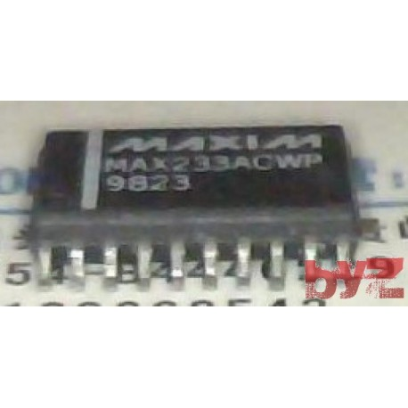 MAX233ACWP - Transmitter/Receiver SOIC 20 MAX233 MAX233ACW MAX233AC MAX233A SMD
