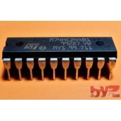 M74HC244B1R - Buffer Driver DIP 20 M74HC244 74HC244 CD74HC244 SN74HC244 74LS244
