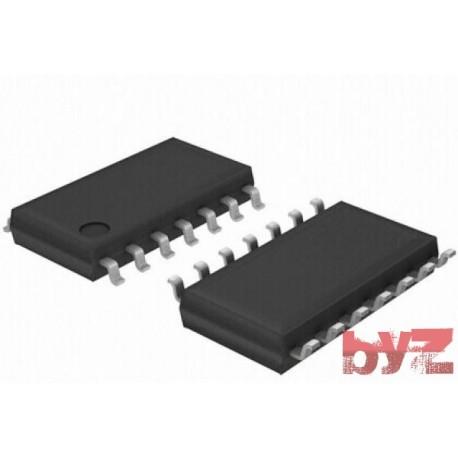 M74HC266M1R - XNOR Gate 4-Element 2-IN CMOS SOP 14 M74HC266 74HC266 CD74HC266 SN74HC266 74LS266 SMD