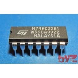 M74HC32B1R - Gate OR DIP 14 M74HC32 74HC32 CD74HC32 SN74HC32 74LS32