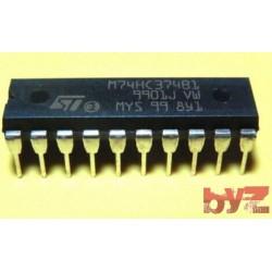 M74HC374B1R - Flip Flop D-Type Bus Interface DIP 20 M74HC374 74HC374 CD74HC374 SN74HC374 74LS374