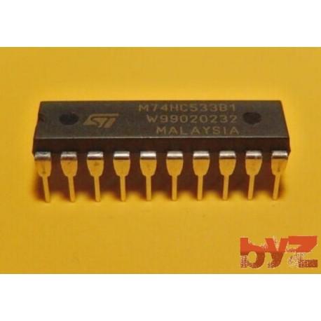 M74HC533B1R - Latch Transparent 3-ST 8-CH DIP 20 M74HC533 74HC533 CD74HC533 SN74HC533 74LS533