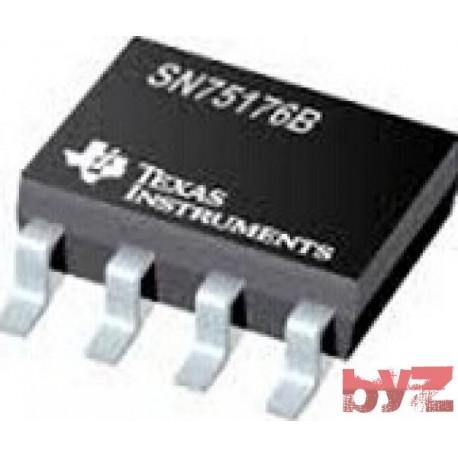 SN75176BD - Transmitter/Receiver SOIC 8 SN75176B SN75176 75176BD 75176B 75176 SMD