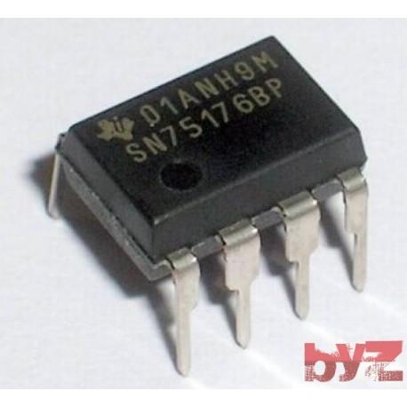 SN75176BP - Transmitter/Receiver DIP 8 SN75176B SN75176 75176BP 75176B 75176