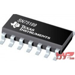 SN75189D - Quad Receiver RS-232 SOIC 14 SN75189 75189D 75189 SMD