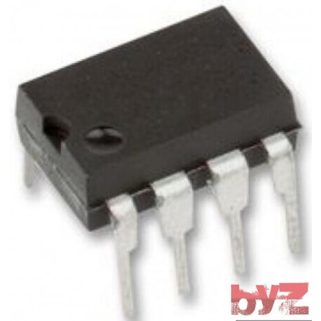 ST93C06CB6 - SERIAL MICROWIRE EEPROM DIP 8 ST93C06C ST93C06 93C06 FM93C06 M93C06