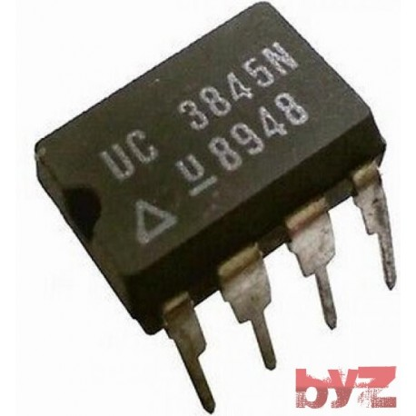 UC3845N - Current Mode PWM Controller 1A DIP 8 UC3845 UC 3845 N TL3845