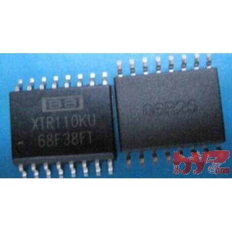 XTR110KU - Voltage to Current SOIC 16 XTR110K XTR110 SMD