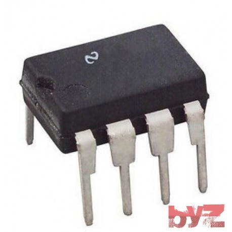 TLP2631 - Optocoupler Logic-Out Open Collector DC-iN 2-CH PDIP-8