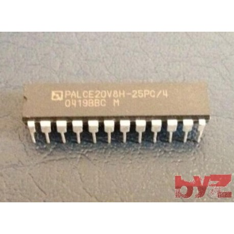 PALCE20V8H25PC4 - EE CMOS 24-Pin Universal