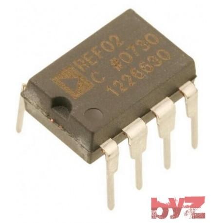 REF02CPZ - V-Ref Precision 5V 8mA DIP 8 REF02 REF02CP REF02C