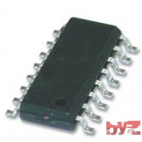 SG3524D - Voltage Mode PWM Controller 100mA SOIC 16 SG3524 SMD 3524