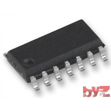 74HC08D - M74HC08M1R Gate And SOIC 14 M74HC08 74HC08 CD74HC08 SN74HC08 74LS08 SMD