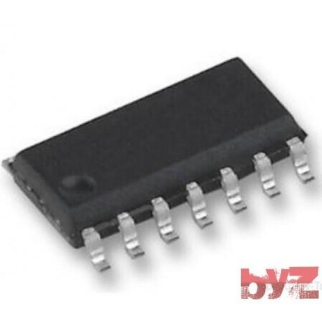 SN74LS125AD - M74HC125M1R - Buffer/Line Driver 4-CH Non-Inv SOIC 14 SN74LS125 M74HC125 74LS125 74HC125 SN74HC125 SMD