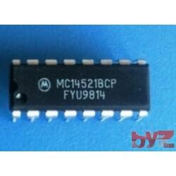 MC14521BCP - CD4521BCN - CD4521BE - Divider Frequency DIP 16 MC14521B 14521B MC14521 CD4521B CD4521 HEF4521