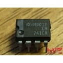 LM741CN - OP Amp Single GP ±18V DIP 8 LM741