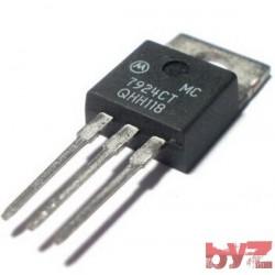 7924CT - Regulator Voltage-24V, 7924, TO 220 7924 LM7924CT UA7924CT MC7924CT LM7924 UA7924 MC7924