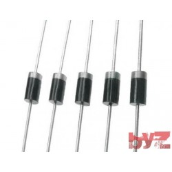 BY298 - Diode 400V 2 A  DO-201-2