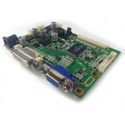 LCD Driver FPD-M3 rev: 2.2 AD58EK