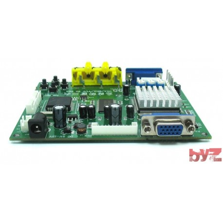 GBS-8200 RGB/CGA/EGA/YUV to VGA Arcade HD Video Converter Board