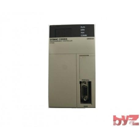 C200HX-CPU64 - SAFETY RELAYS CPU PLC MODULE 32K