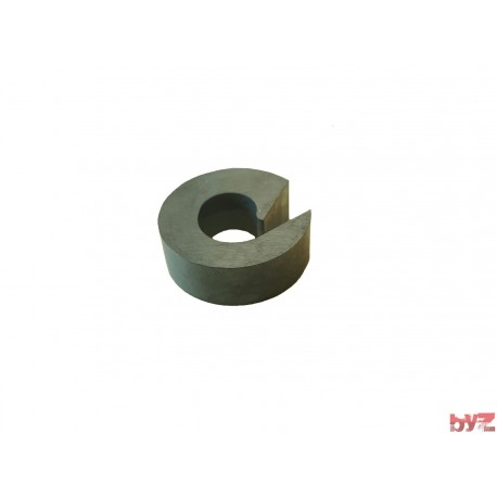 BYZ262408544 - Tip P15 1 Yollu Salyangoz Tungusten Karbur H 8,5 MM Nozul