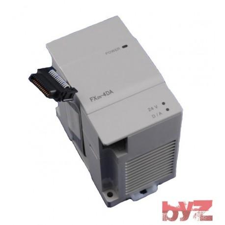 FX2N-4DA PLC analogue o/p module FX2N-4DA 4o/p