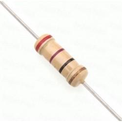 1,5KOHM-1/4W - 1,5 KOHM 1/4 Watt Resistance 1,5K 0,25W 1/4W