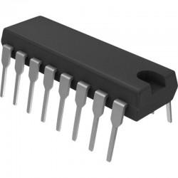 DG408DJ - Multiplexer Analog -40°C to +85°C DIP 16 DG408