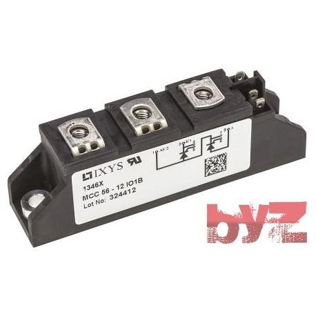 MCC56-12IO1B - MOD THYRiSTOR DUAL 1200V TO240AA