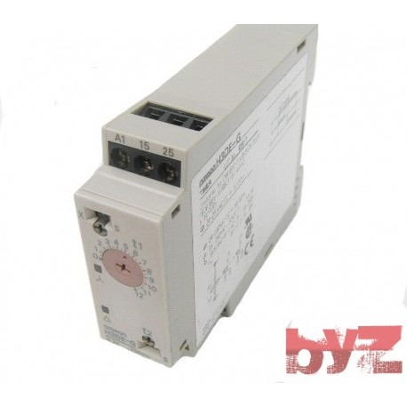 OMRON Electromechanical Relay 24V to 230VDC 24V to 230VAC 5A SPDT