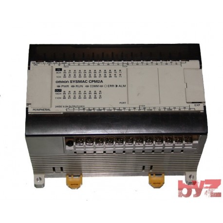 OMRON Controllers 30 I / O CPU DC / RELAY AC PS ( COO )
