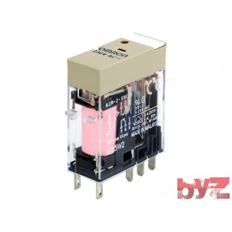 G2R-2-SN-220VAC - Omron Relay G2R 2 SN AC220 Role