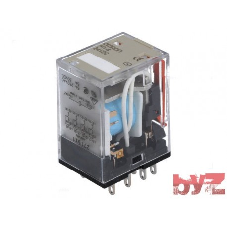 MY4-24VDC - Omron Relay MY4 DC24 Role