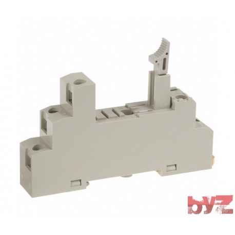 P2RF-05-E - Omron Relay Socket - Role soketi G2R-1 icin Role altligi