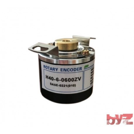 H40-6-0600ZV - Absolute Rotary Incremental Optical Encoder