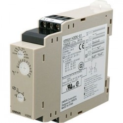 H3DK-S1-AC/DC24-240 - Omron Solid-state Star-delta Timer H3DK-S1 AC/DC24-240 Zaman Rolesi