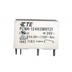 PCNH-124H3MHZF - TYCO Relay PCNH-124H3MH 24VDC Role