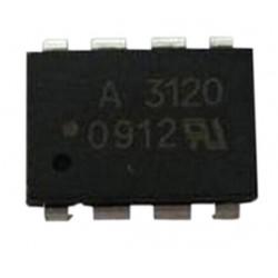 HCPL-3120 - Optocoup. Dri. P.h-Pull 30V 1500V DIP-8