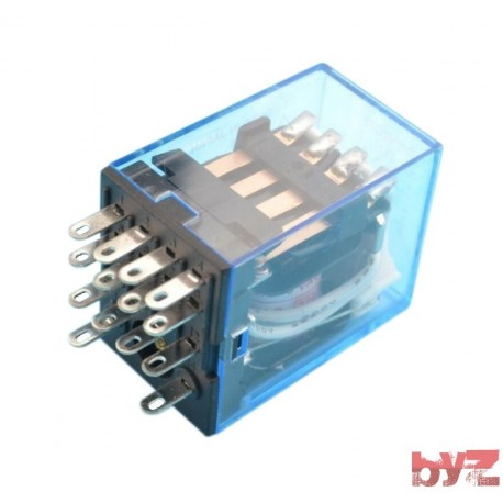 MY4-110VAC - Omron Relay MY4 AC110 Role