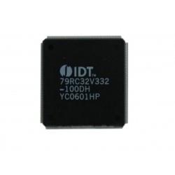 79RC32V332-100DHG - IC MPU INTERPRISE 100MHZ 208 QFP