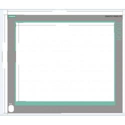 6AV7884-2AD10-6DA0-TS - Touch Screen Glass Dokunmatik Ekran Cami For SIEMENS 6AV7884-2AD10-6DA0 IPC477C