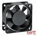 2006-24VDC - Sogutma Fani 20X20X6 mm 24 VDC 2 WIRE 20 20 6 mm FAN