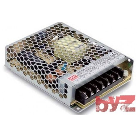 LRS-75-12 - Mean Well Power Supply LRS75-12 12VDC 6.0A AC/DC