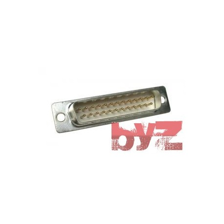 D-SUB-25P-M - Connector 213 Series 25 Pin Male 25 Pin Erkek D-Sub Konnektor