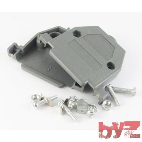 D-SUB-25P-C - Connector Cover 212 Series D-Sub 25 Pin PLASTIC 25 Pin D-Sub Kapak Plastik