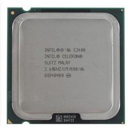 Intel® Celeron® Processor E3400 (1M Cache, 2.60 GHz, 800 MHz FSB)