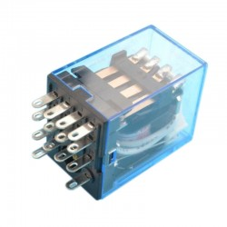 MY2-110VAC - Omron Relay MY2 AC110 Role