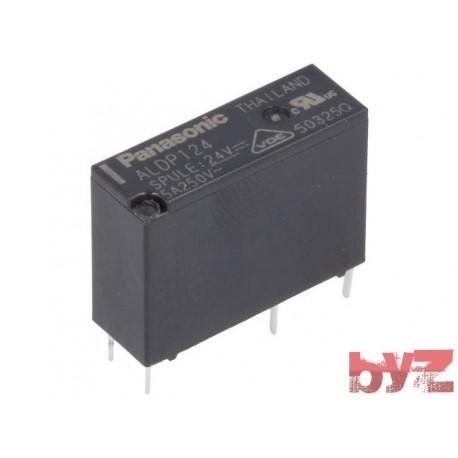 ALDP124 - Panasonic Röle SPST-NO, 277VAC, 30VDC, 5A