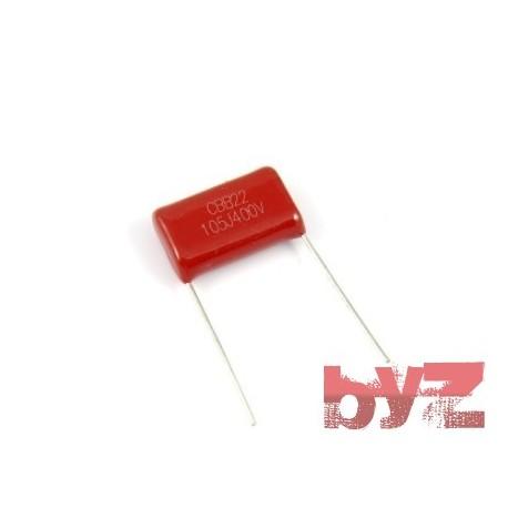 1UF400V-P - Polyester Damla Kondansator 1UF 400V 1 Mikrofarad 1MF